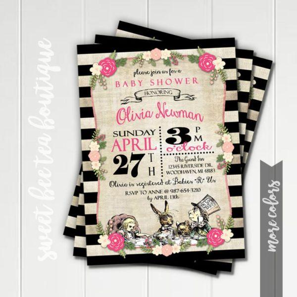 alice-in-wonderland-baby-shower-invitation