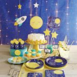 Love You to the Moon and Back Baby Shower Ideas