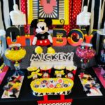 Mickey Mouse Baby Shower Celebration