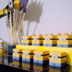 Minion Baby Shower Ideas