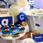 Cookie Monster Baby Shower Party