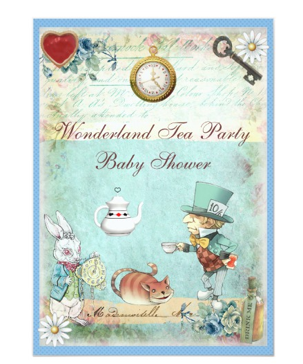 pastel-alice-in-wonderland-baby-shower-ideas