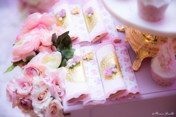 pink-and-doilies-wrapped-chocolates