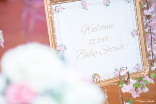 pink-floral-baby-shower-welcome-sign
