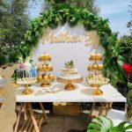 Glam Jungle Baby Shower