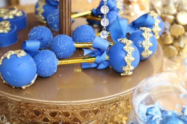 royal prince rattle cakepops