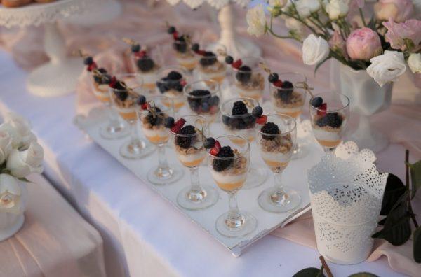 blackberry-desserts-in-mini-wine-glasses