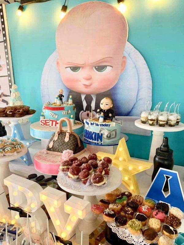 boss baby theme