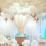 Up Up and Away & Teddy Baby Shower