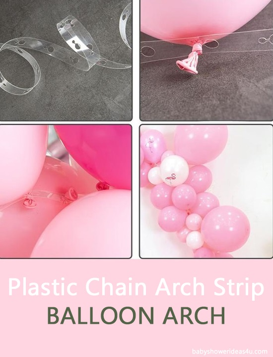 how to easily make a balloon arch