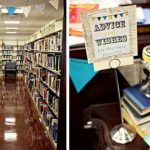 School Library Baby Shower