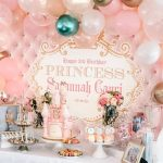 Fairytale Princess Party in Pink and Gold