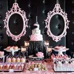 Parisian Baby Shower Ideas