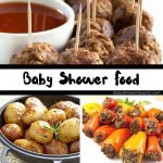 What Foods and Drinks to Serve at Baby Shower