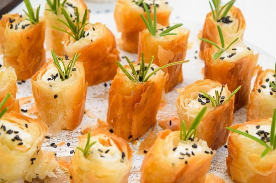 Banitsa Pastry Appetizer recipe