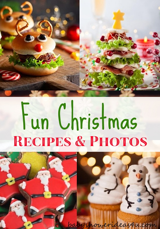 Delicious Christmas Party Recipes & Photo Inspirations