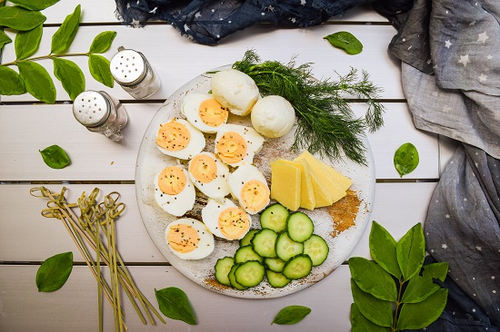 Egg Appetizers ingredients