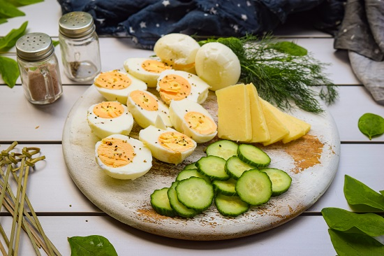 baby shower egg fingerfood ingredients