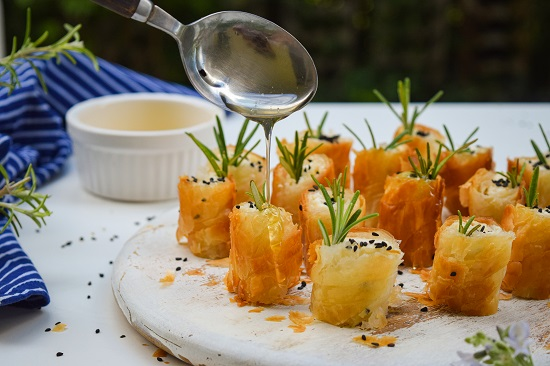 delicious Banitsa Pastry Appetizer