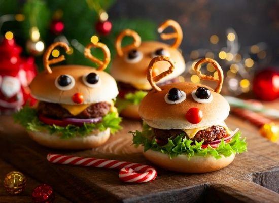 reindeer burgers