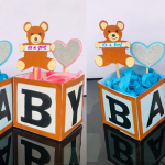 DIY How to Make a Simple Baby ABC Blocks with Paper!