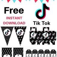Free-TikTok-Party-Printable-download-file