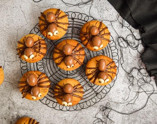 Fun Kids Cute Halloween Cookies