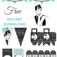 Free-Tiffany-Party-Package-Instant-download-2