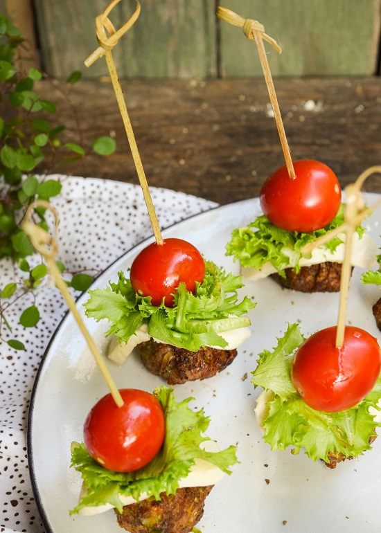 healthy fingerfood recipe