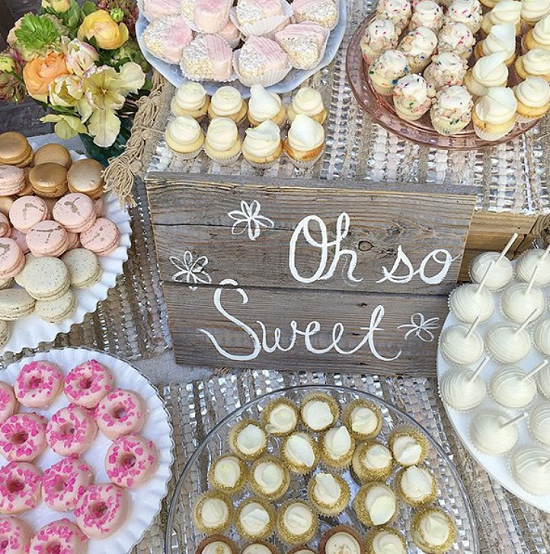 Hilary Duffs sisters Chic Baby Shower