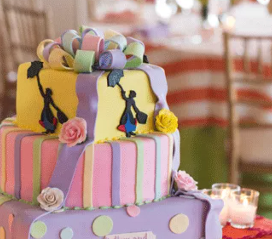 Kevin and Danielle Jonas baby shower Mary poppin style