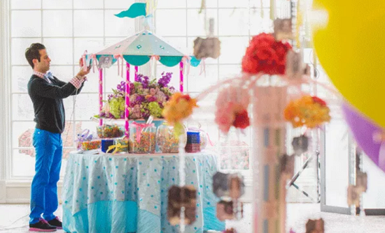 Kevin and Danielle Jonas celebrity baby shower
