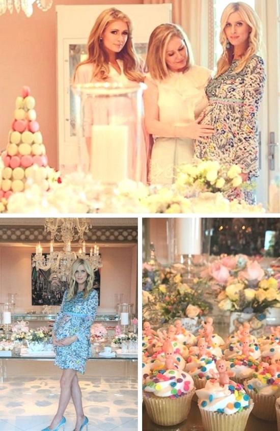 Nicky Hiltons Celebrity baby shower photos