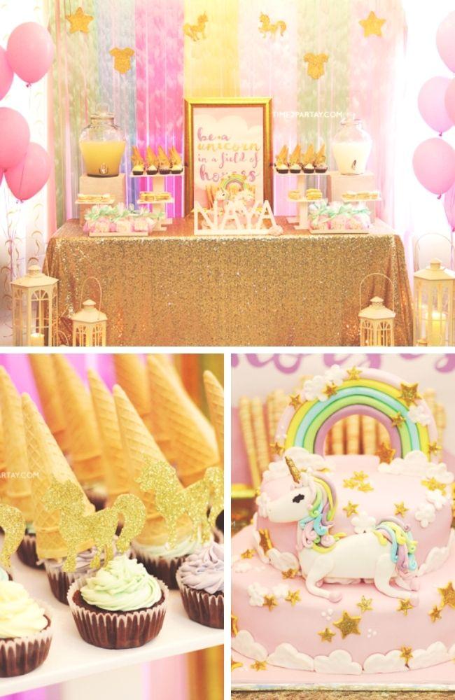 Sparkle-Unicorn-Baby-Shower-Party-Tablescape