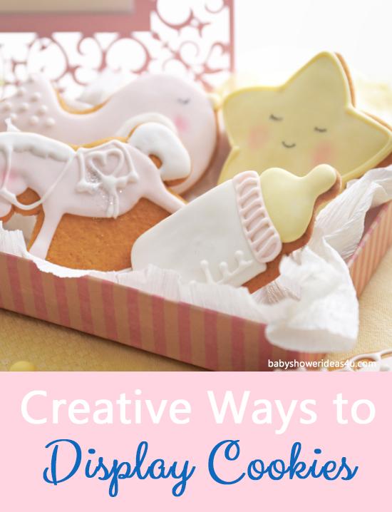 Creative Ways to Display Cookies